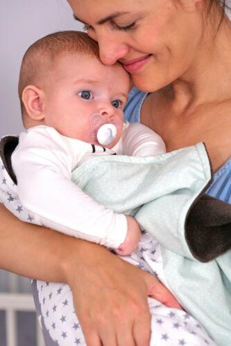 Ullenboom-Lifestyle-Babydecke-Mint-Grau(1)