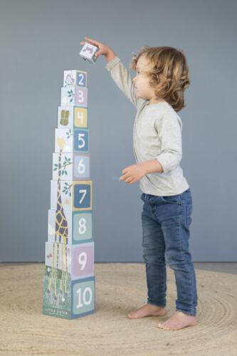 4446 - Stacking blocks - cardboard - 1
