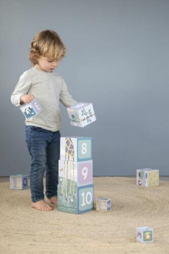 4446 - Stacking blocks - cardboard - 2